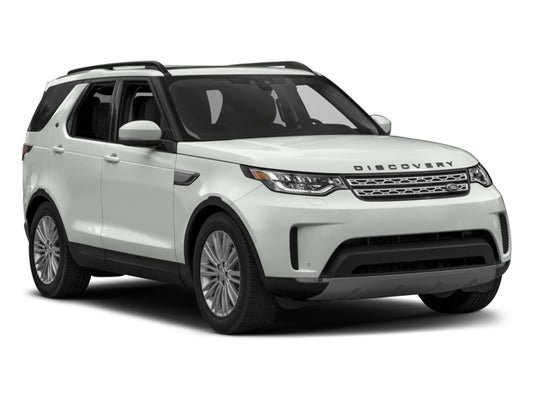 Land Rover Fort Worth >> 2018 Land Rover Discovery Hse